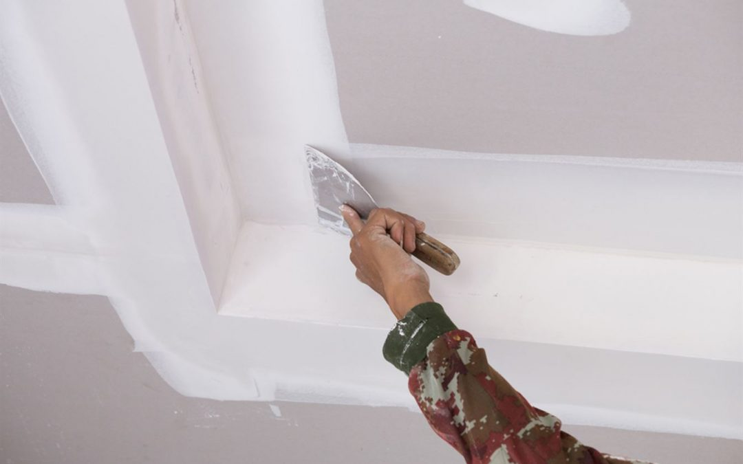 How to Install Plaster Cornice and Coving