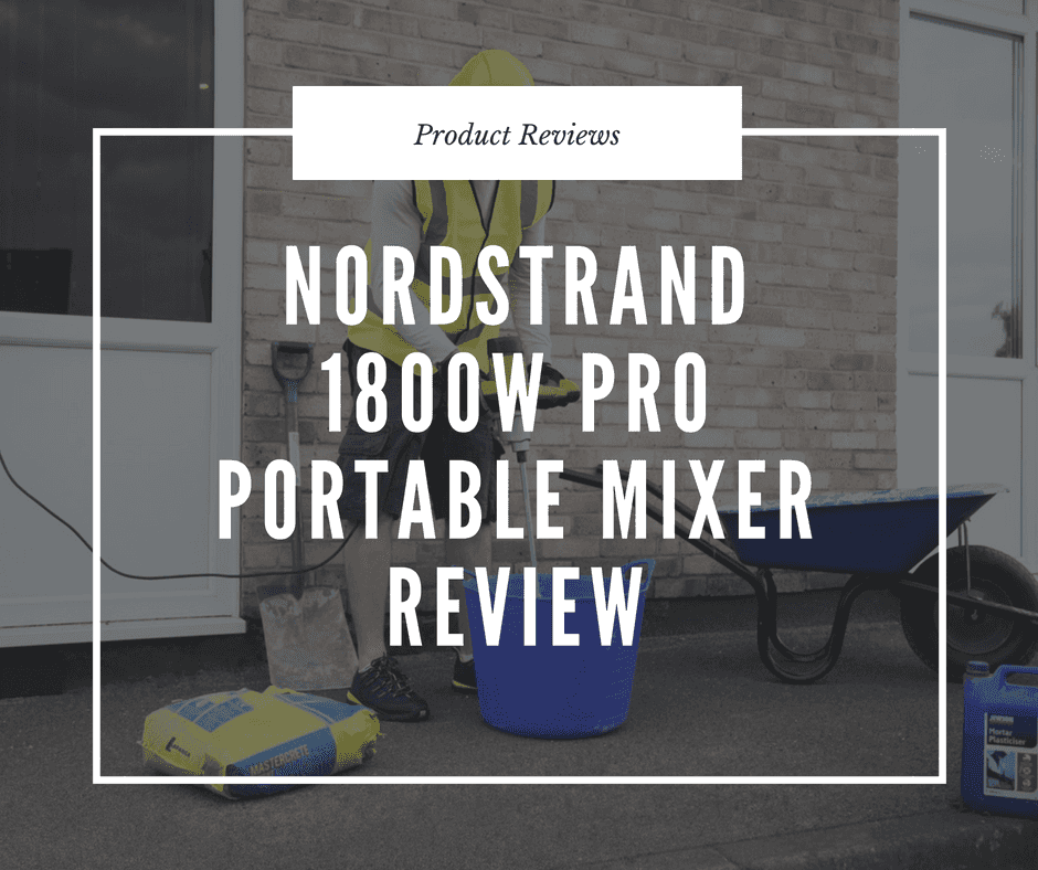 Nordstrand 1800W Pro Portable Hand-Held Mixer Review